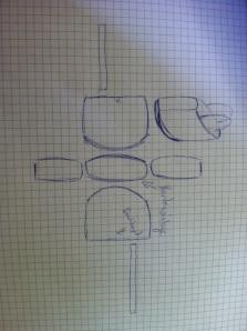 Entwurf Handtasche