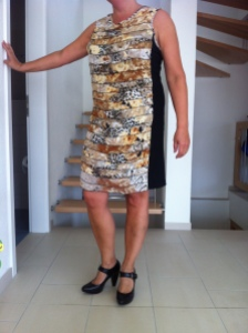 Partykleid Schnitt