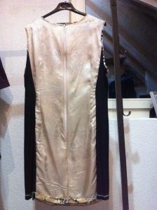 Kleid Innenfutter