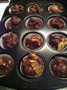 Marmorierte Cupcakes