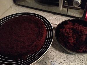Kuchen füllen