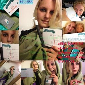 evli's needle collage stoffhype